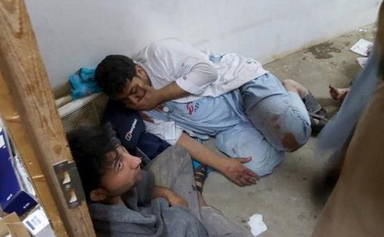 Mỹ cam kết điều tra vụ ném bom bệnh viện tại Afghanistan