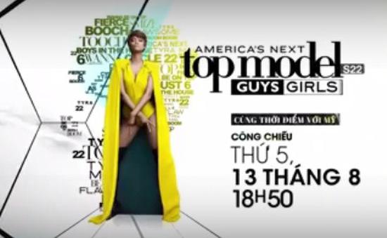 America's Next Top Model 2015 lên sóng VTVcab