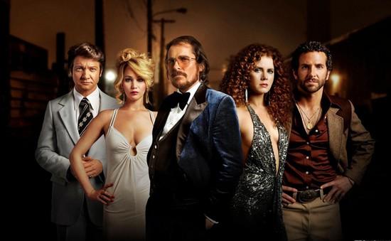 """Thâm nhập thế giới ngầm mưu mô trong """"American Hustle"""" (18h45, HBO)"""