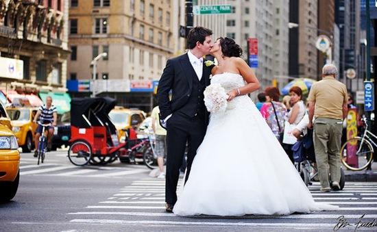 Mỹ: Phong trào giữ dáng và suy nghĩ tích cực trước ngày cưới