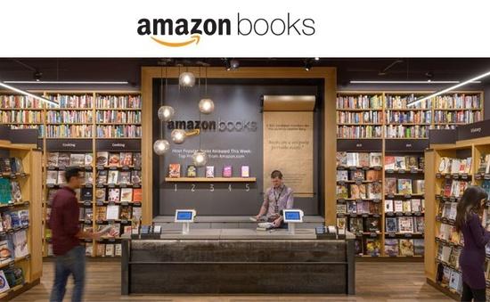 Amazon mở cửa hàng sách truyền thống đầu tiên