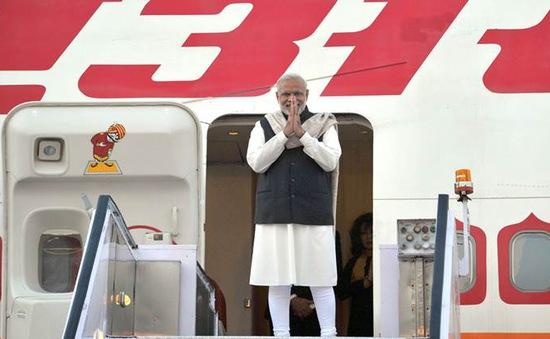Thủ tướng Ấn Độ thăm Nga