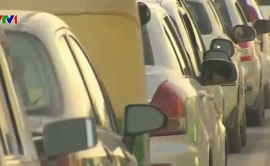 New Delhi - Thành phố có chất lượng không khí tệ nhất thế giới