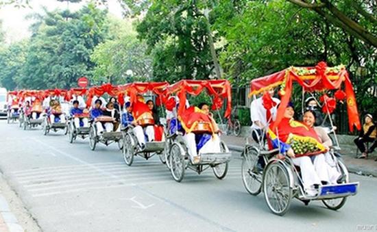 Xích lô Việt Nam được bình chọn là phương tiện độc đáo