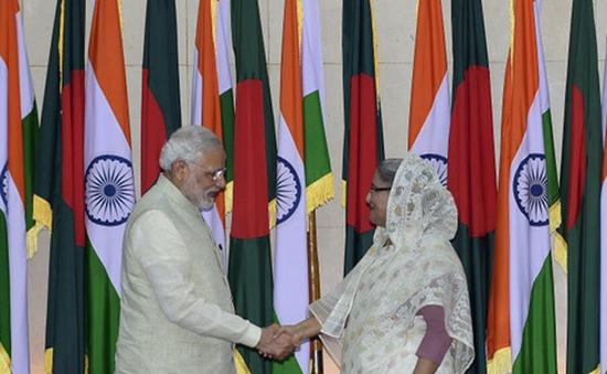 Ấn Độ và Bangladesh thực hiện thỏa thuận đổi đất lịch sử