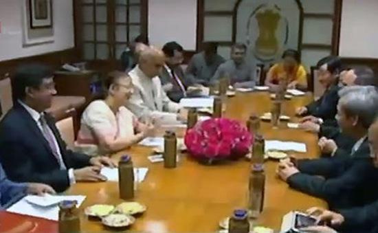 Tăng cường quan hệ Việt Nam - Ấn Độ