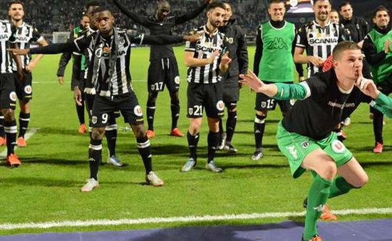 Đội bóng tí hon ở Ligue 1 phòng ngự chắc nhất năm 2015
