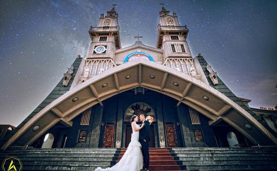 Những địa điểm chụp ảnh cưới tuyệt đẹp tại Thái Bình