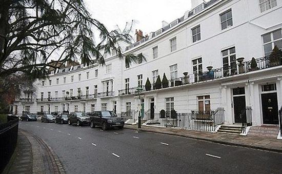 Nguy cơ vỡ bong bóng bất động sản cao cấp ở Anh
