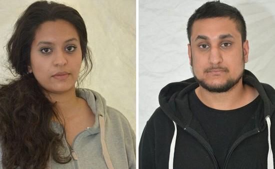 Anh kết án cặp vợ chồng âm mưu tấn công khủng bố