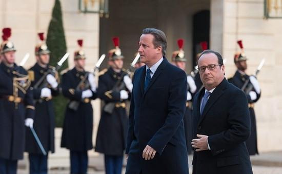 Anh sẽ sát cánh với Pháp tiêu diệt IS