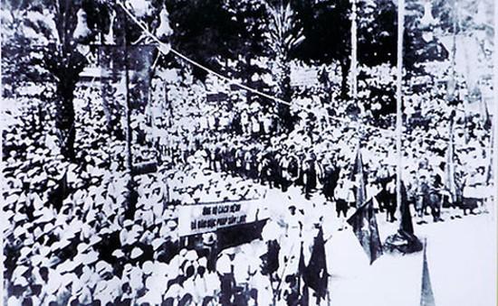 Những ngày Cách mạng tháng Tám năm 1945 ở Sài Gòn