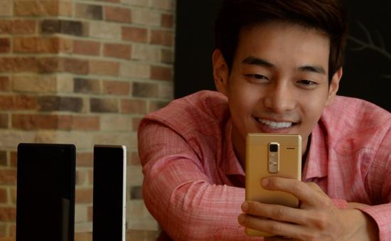 LG Class chính thức ra mắt: Smartphone tầm trung, vỏ kim loại