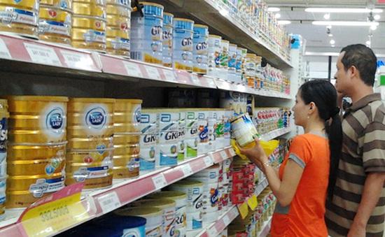Thanh tra giá sữa tại TP.HCM