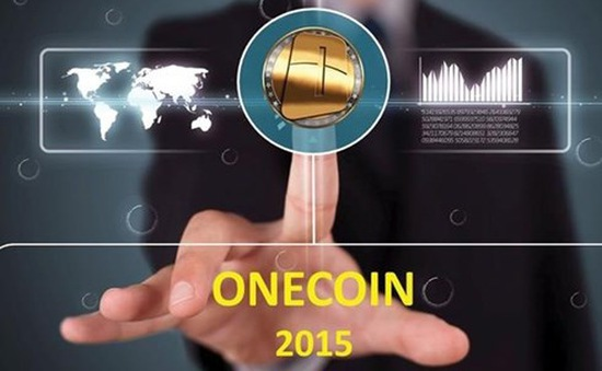 Ồ ạt lôi kéo dùng tiền thật mua tiền ảo Onecoin