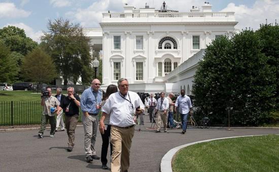 Mỹ: Nhà Trắng sơ tán khẩn cấp do đe dọa đánh bom