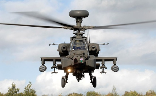 Ấn Độ chi 2.5 tỷ USD mua trực thăng quân sự của Mỹ