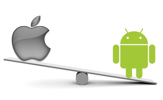 Apple chiếm 94% lợi nhuận trên thị trường smartphone