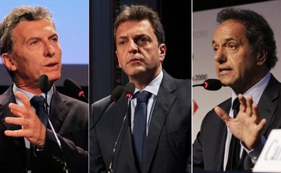 Argentina bắt đầu cuộc tổng tuyển cử