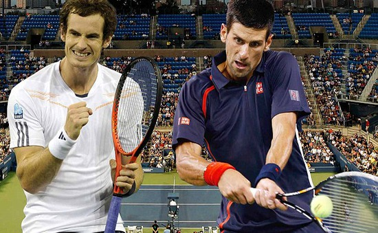 Chung kết Rogers Cup 2015: Andy Murray và thử thách Novak Djokovic