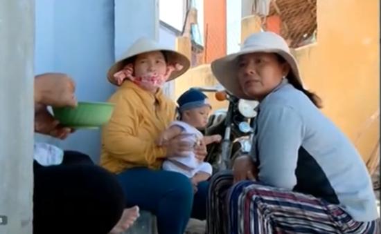 Nghị lực phi thường của người phụ nữ vùng biển Khánh Hòa