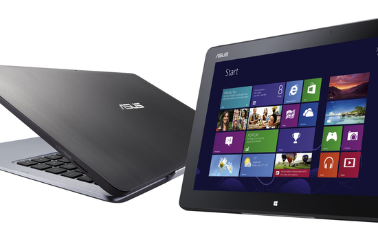 ASUS Transformer Book T300 Chi: Tablet Windows mỏng nhất thế giới