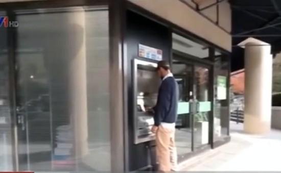 Đức: Các cây ATM cạn kiệt tiền do đình công
