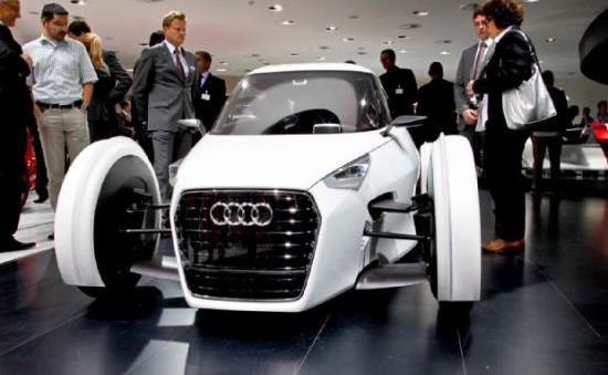 Audi làm xe nhỏ cạnh tranh với Fiat 500
