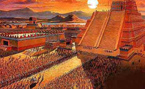 Mexico: Tìm thấy đàn hiến tế của người Aztec