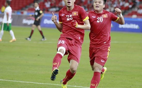 Hoàng Thịnh thế chỗ Huy Toàn dự vòng loại Asian Cup 2019