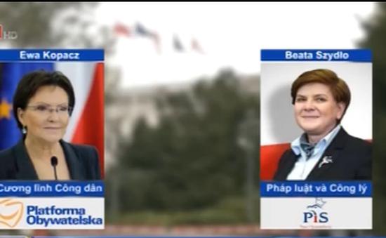 Bầu cử Quốc hội tại Ba Lan sẽ diễn ra hôm nay (25/10)