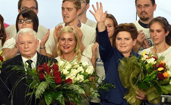 Bầu cử Quốc hội tại Ba Lan: Đảng Pháp luật và Công lý giành chiến thắng