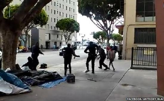 Người dân Mỹ lo ngại tình trạng bạo lực gia tăng