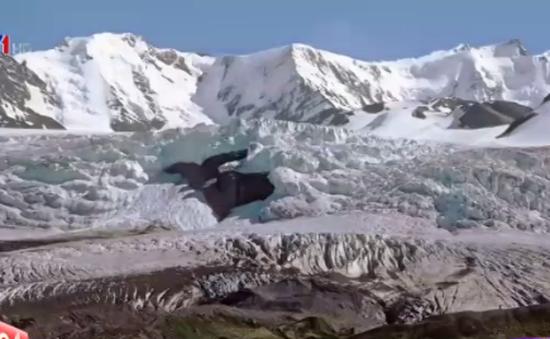 Báo động đỏ tình trạng băng tan chảy ở Nam Cực