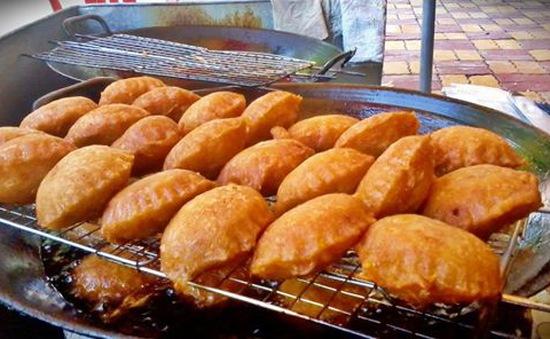 Bánh áp chao – Nét ẩm thực bình dân độc đáo của người dân Lạng Sơn