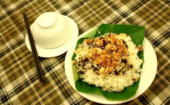 Xôi trứng kiến - Món ngon nhiều chất dinh dưỡng