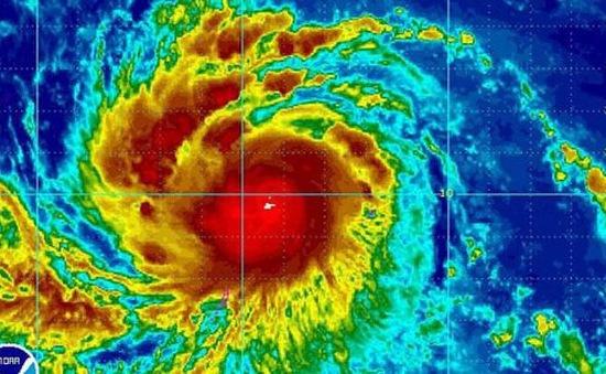 Bão Noul đổ bộ vào Philippines, hơn 2000 người phải sơ tán