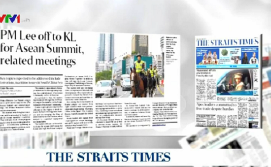 Báo chí khu vực đặc biệt quan tâm tới Tuyên bố thành lập Cộng đồng ASEAN