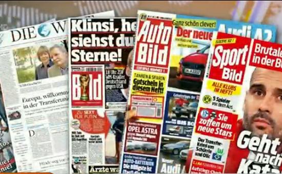 Hãng truyền thông Đức mua lại trang Business Insider