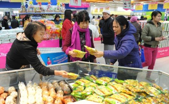 Giá hàng hóa ổn định trong dịp Tết