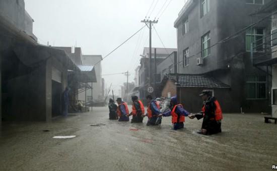 Bão Soudelor tàn phá miền Đông Trung Quốc, 14 người thiệt mạng