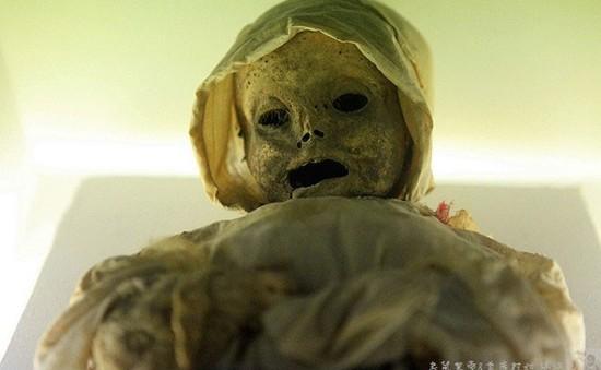 """Tham quan bảo tàng """"xác chết"""" tại Mexico"""