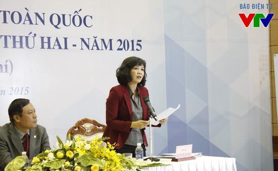 Tiêu chí tác phẩm dự Giải thưởng toàn quốc về thông tin đối ngoại năm 2015