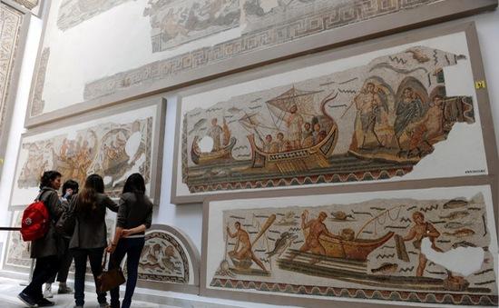 Tunisia: Bảo tàng Bardo mở cửa trở lại vào cuối tuần