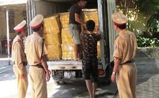 Tuyên Quang: Bắt giữ 480kg nội tạng động vật vận chuyển trái phép