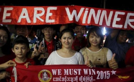 Đảng cầm quyền Myanmar nhiều khả năng thất bại