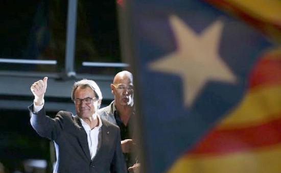 Tây Ban Nha: Kết quả sơ bộ cuộc bầu cử tại Catalonia