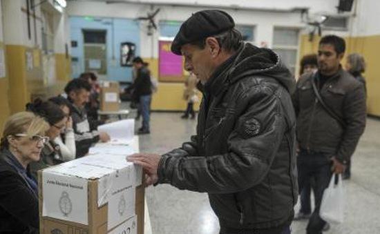 Argentina phải tiến hành bầu cử vòng hai