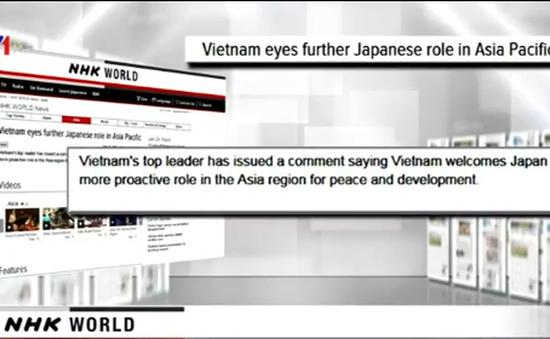 Báo chí Nhật Bản nhấn mạnh tầm quan trọng chuyến thăm của Tổng Bí thư