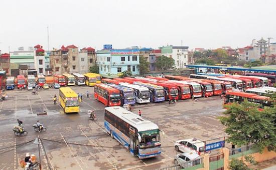 Hà Nội: Bàn giải pháp khắc phục tình trạng bến xe quá tải